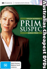 Prime Suspect : Series 2 DVD NEW, FREE POSTAGE WITHIN AUSTRALIA REGION 4