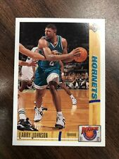 1991-92 Upper Deck Rookie Standout Larry Johnson  #R26