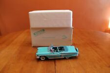 The Danbury Mint Diecast 1:24 1958 Chevrolet Impala Convertible with Box