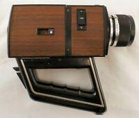 GAF Super 8 Electronic Movie Camera ST/101E