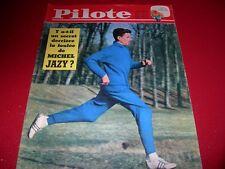 PILOTE MAGAZINE N° 124  8 MARS 1962 MICHEL JAZY LES CUIRASSIERS DE REICHSHOFFEN