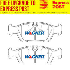 Wagner Brake Pad Set Front DB1224WB