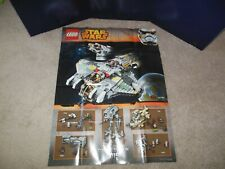 Lego Star Wars Rebels Poster 2014 / 2015 The Ghost
