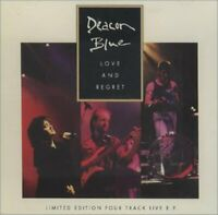 Deacon Blue - Love and regret (live, 1989) - Deacon Blue CD LIVG The Cheap Fast