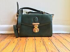 Women's Authentic Polo Ralph Lauren Bag 1973 Dark Green Pristine