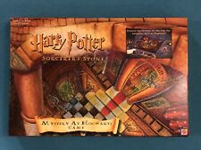 Harry Potter & The Sorcerers Stone Mystery At Hogwarts Game 100% Complete 2000