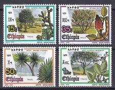 Ethiopia: 1993: Trees - Series III,  MNH