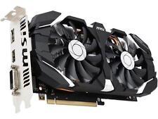 MSI GeForce GTX 1060 DirectX 12 GTX 1060 3GT OC 3GB 192-Bit GDDR5 PCI Express 3.