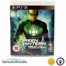 Green Lantern: Rise of the Manhunters (PS3) **GREAT CONDITION!**