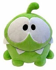 "Happy Om Nom: ~8"" Cut The Rope Plush"
