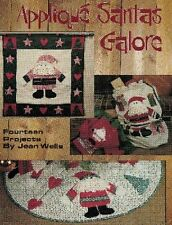 Crafts - Sewing - Christmas - Santas Galore Applique 2 - Leaflet