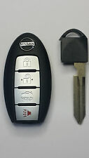 2016-2018 Genuine OEM Nissan Altima & Maxima Smart Keyless Entry Remote w/ Blade