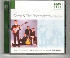 (HQ125) The Gerry & The Pacemakers Collection - 2001 HMV CD