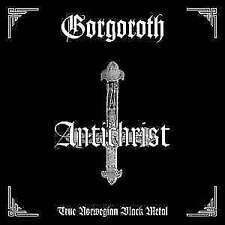 Gorgoroth - Antichrist NEW CD