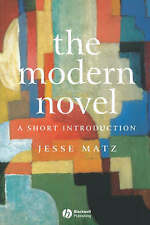 MODERN NOVEL: A SHORT INTRODUCTION P (BLACKWELL INTRODUCTIONS TO LITERATURE), JE