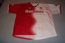 Banamex Club Deportivo Toluca Soccer Futbol Corona Jersey Mexico Shirt Mens L