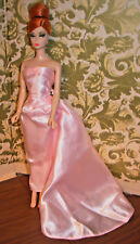 "Barbie ""Enchanted Evening"" Pink Gown ONLY Fits: Silkstone/Vintage"