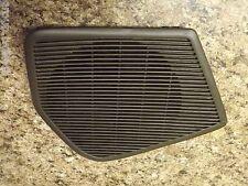OEM 88-91 Honda Civic sedan SH4 front passenger door speaker cover brown FR R