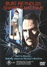 Sharkey's Machine .DVD. former star Burt Reynolds