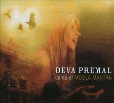 Canta El Moola Mantra [Digipak] by Deva Premal (CD, 2007, Natural Way Records)