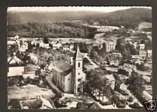 BEAUCOURT (90) EGLISE & VILLAS aérienne rapprochée 1955