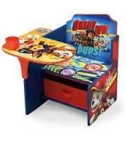 Children Chair Desk with Storage Bin - Arts, Crafts, Snack Time, Homework Paw