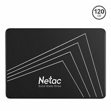 More details for netac 120gb ssd 2.5'' sata iii internal pc laptop solid state hard drive lot hot