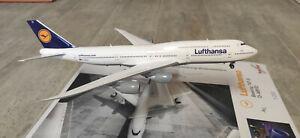 Herpa 553759 Lufthansa Boeing 747-8 1:200 wie NEU in OVP