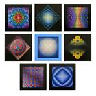 """Victor Vasarely (1908-1997), """"Structures Universelles"""