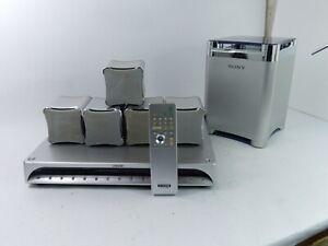 Sony DAV-FX10 DVD Digital Amplifier S-Master System 5.1 Home Theater -Functional
