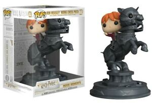 Harry Potter - Pop! - Movie Moments : Ron riding chess piece n°82 - Funko