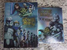 Star Wars The Clone Wars Season 1-6 NEW DVD COMPLETE Series 1 2 3 4 5 6 Seasons