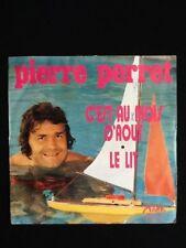 Pierre Perret  C' est au mois d' Août