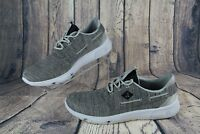 NEW SPERRY 7-Seas 3-eye Knit Taupe Boat Casual Shoes STS16659 Men's Multi Sizes