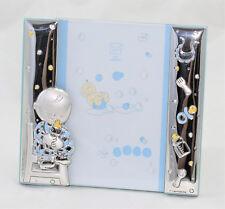 Bilderrahmen Kamera Baby Silber 925 Farbecht Its 9 X 13 CM Hergestellt IN Italy