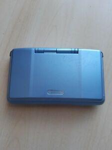 Nintendo DS Electric Blue hand held FRAPRKJP3