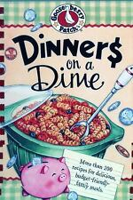 Dinners on a Dime : More than 200 recipes for delicious, budget-friendly family