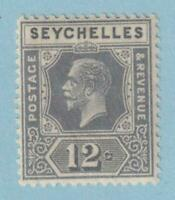 SEYCHELLES 100  MINT NEVER HINGED OG * NO FAULTS EXTRA FINE!