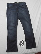 jeans Joe's Aric icon muse bootcut straight stretch dark wash W27 30x29 whisker