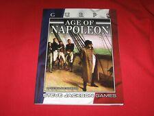 GURPS Age of Napoleon - Steve Jackson Games