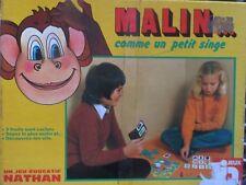 Malin comme un petit singe, 1978,  Nathan - Cavahel Vintage