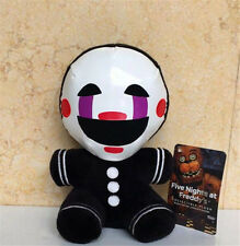 "New Funko Five Nights at Freddys Puppet Marionette Clown 6"" Plush Toy Doll"