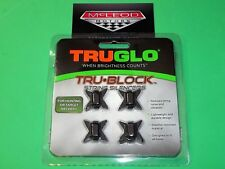 TRU•BLOCK™ Archery Bow String Silencers for Hunting & Target Bows made by TRUGLO