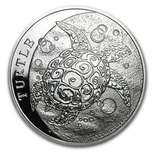 2017 Niue Turtle/Taku 1oz silver Bullion Coin