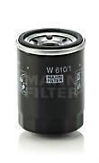 MANN W610/1 Oil Filter