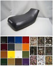 Suzuki QuadRunner Seat Cover LTF250 LT250  1992 1993 1994   in 25 COLORS (ST)