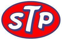 STP Oil Sticker Vinyl Decal 2-190