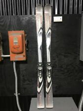 Fisher S Move 3.3 Glassfiber 140cm Skis With Rossignol Back Bindings. Our #39