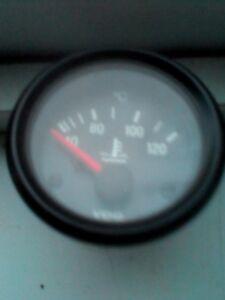 VDO Temperature Gauge Landrover Jeep  Black Face 40-120°C 12 Volt 310 030 002C