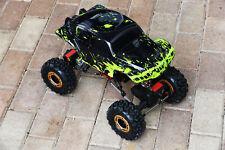 Custom Buggy Body Muddy Green for Redcat Rockslide / Everest 1/10 Crawler